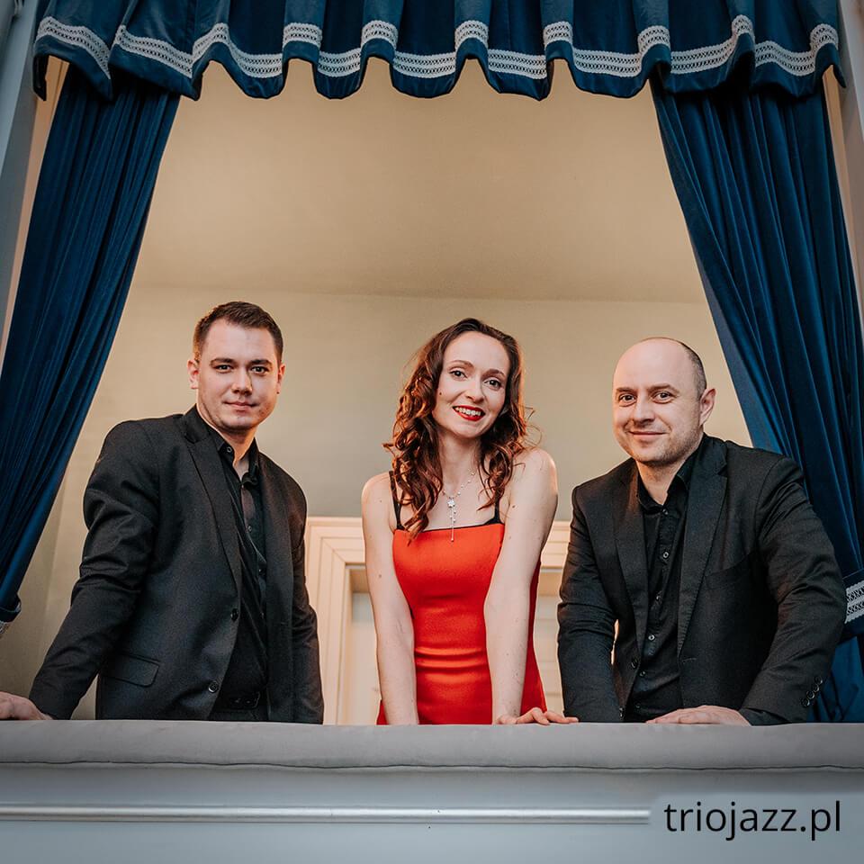 Daj się poderwać - zespół jazzowy Trio JAZZaneiro