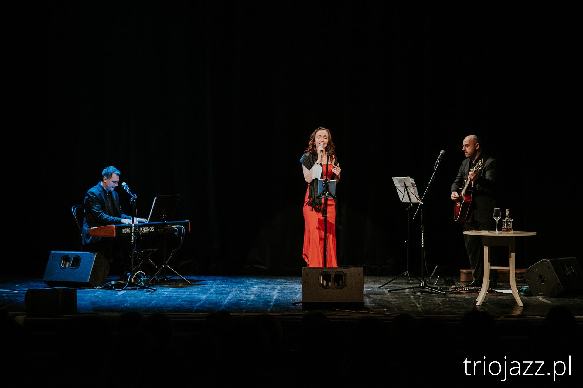 Zespół jazzowy Trio JAZZaneiro Wrocław