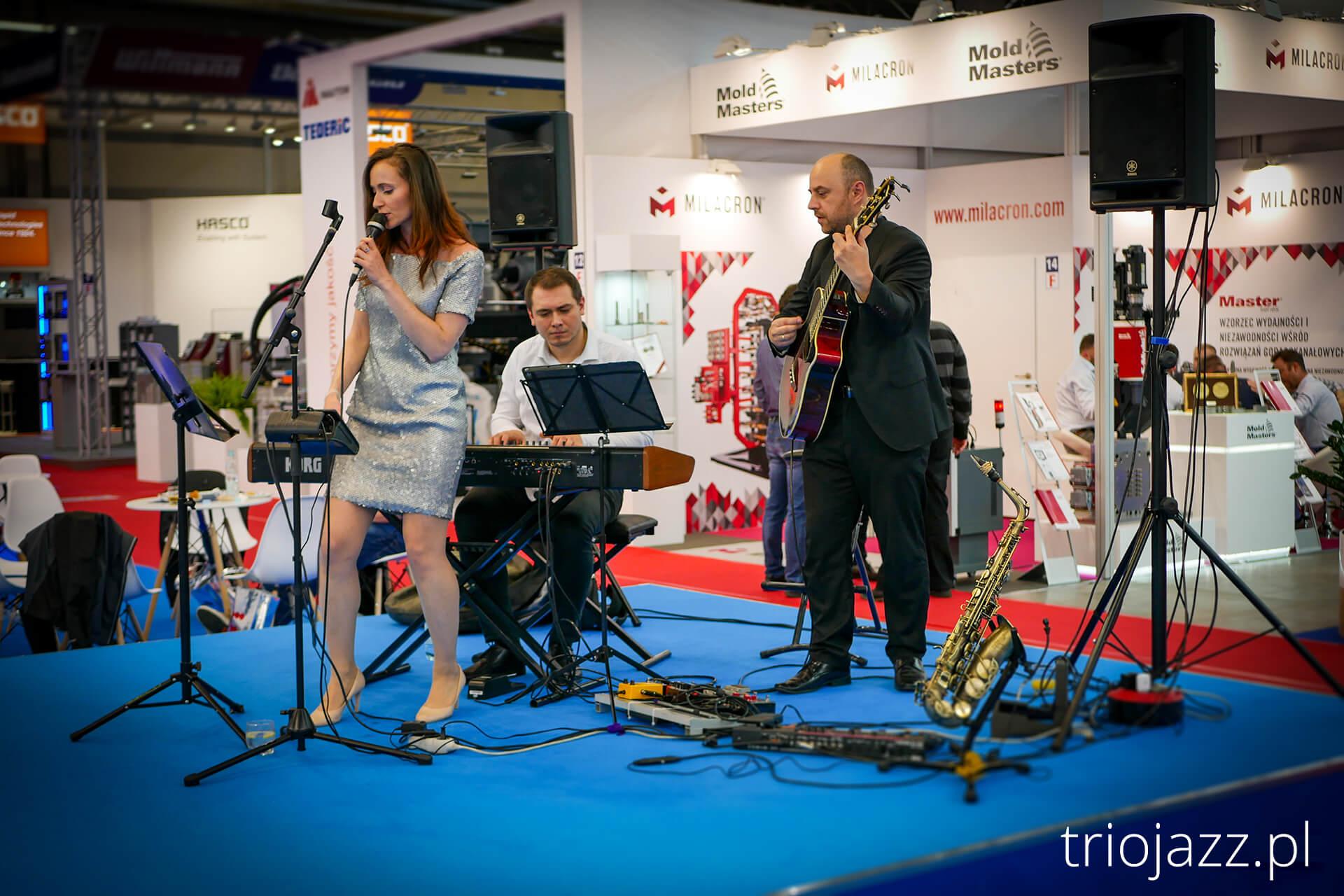 Zespół jazzowy Trio JAZZaneiro - event