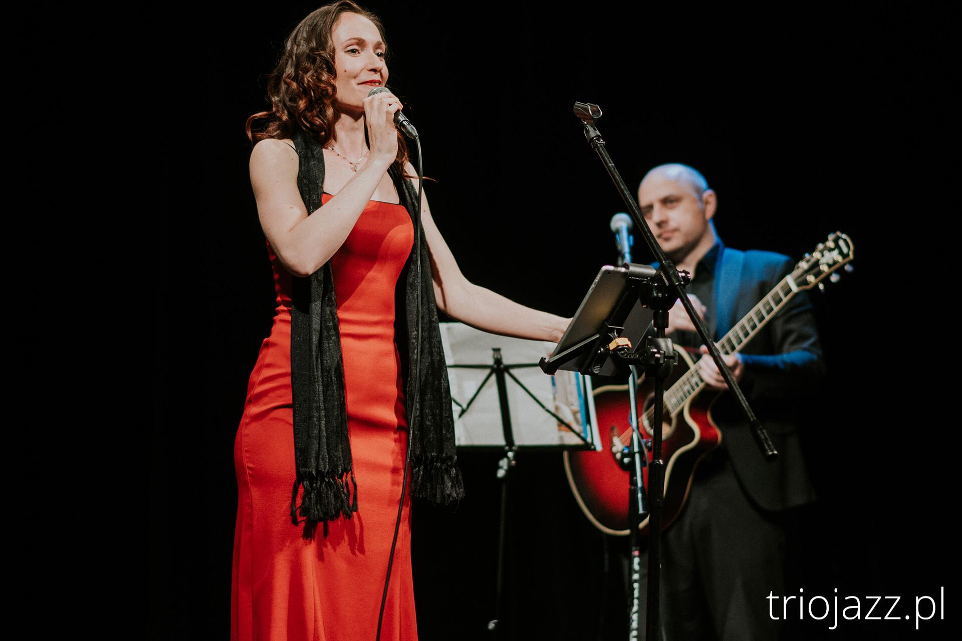 Zespół jazzowy Trio JAZZaneiro - koncert