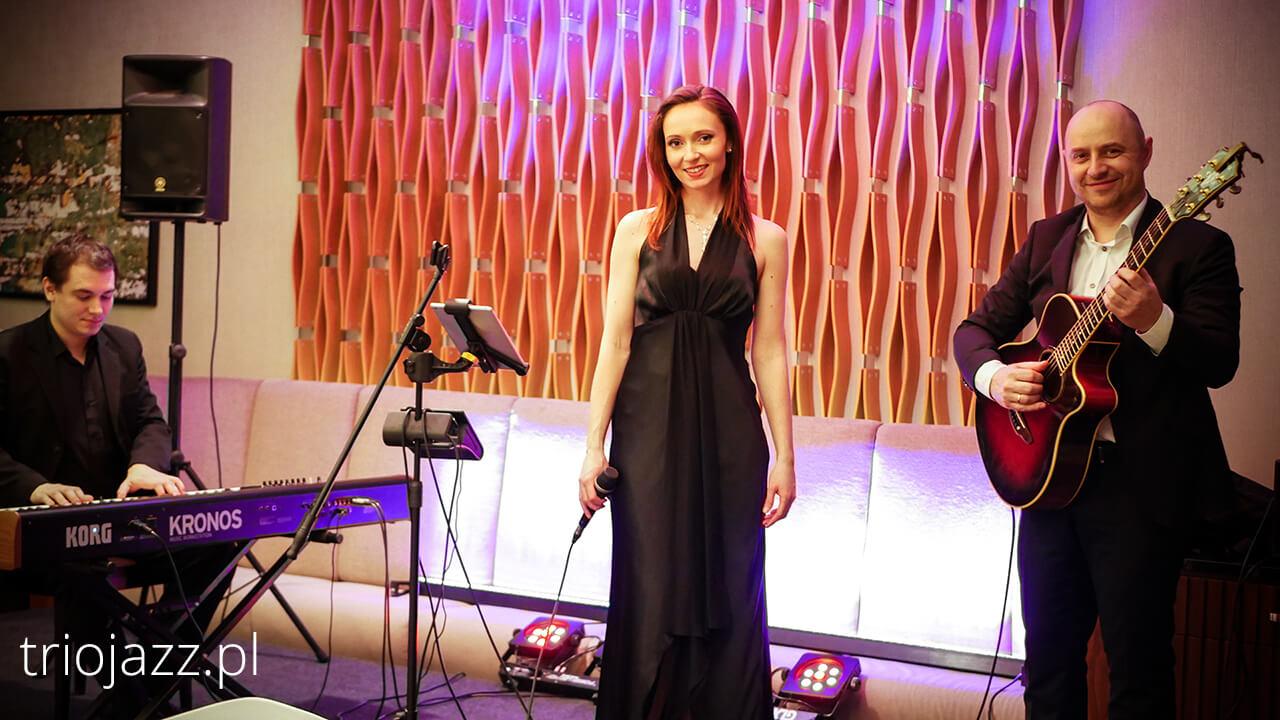 Zespół jazzowy Warszawa Trio JAZZaneiro