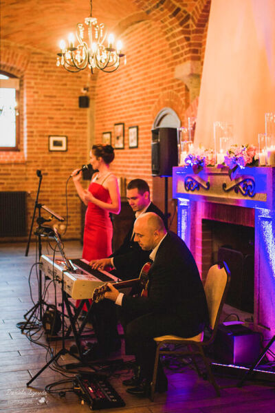 Zespół jazzowy na bankiet weselny