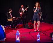 zespół na wigilię firmową Trio JAZZaneiro